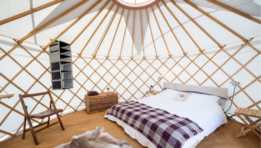 Super Luxury Yurt Resized